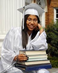 Studious Graduate