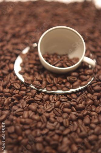 Foto op Canvas Koffie Kaffee
