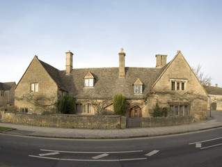 A town house on the high street broadway cotswolds