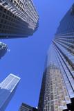 Fototapeta szkło - beton - Budynek