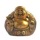 Smějící se Buddha do tvaru koule