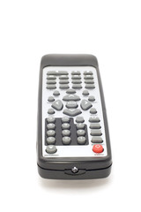 object on white - tool - TV remote control