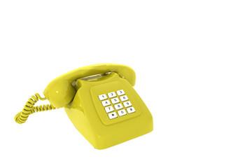 Telefono amarillo