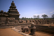 Hindu Temple, Mahabalipuram, India