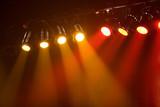 Fototapety spot lumière éclairage spectacle concert musique2