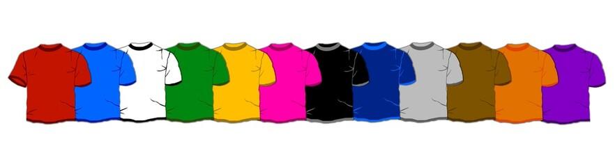 T-Shirt Reihe