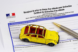 accident voiture poster