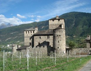 Castello Sarriod de La Tour - Aosta