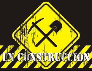 construccion grunge