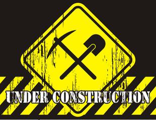 construction grunge