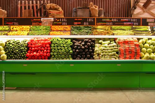 Fresh Produce at the Market - 5999304
