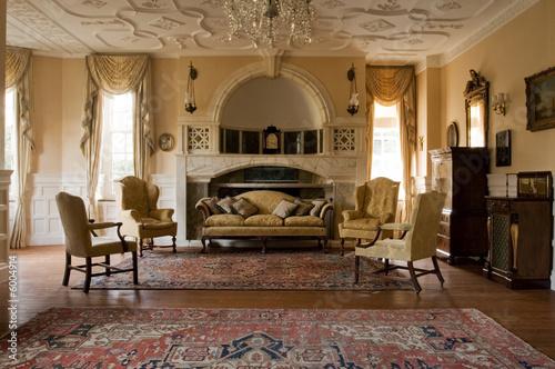 Classic living room - 6004914