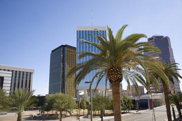 Tucson, Arizona downtown