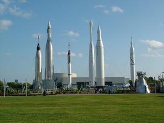 Rocket Garden