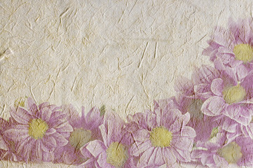 vintage canvas background