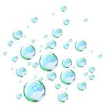 Liquid Bubbles poster