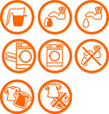 Brand New Home Rooms Icons. More Icons In Portfolio. poster