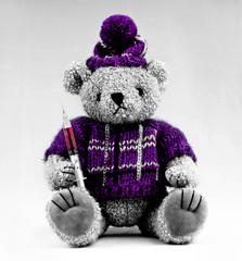 medical teddy