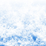 Background texture of foaming ocean waves poster