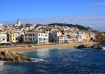 Calella de Palafrugell (Costa Brava, Catalonia, Spain)