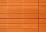 Terracotta tile texture. Abstract background.  poster