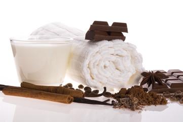 chocolate aromatherapy items