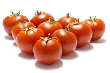 Zehn Tomaten