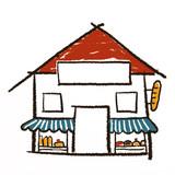 dessin boulangerie