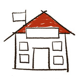 dessin école - institution