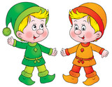 Fototapety Gnomes