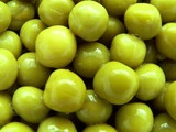 green peas backgroud