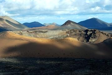 Vulkanlandschaft Lanzarote 01