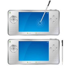 Console de jeux vidéo portable