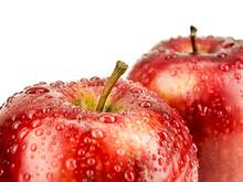 Czerwone jabłko - czerwone jabłko