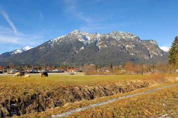 Der Kramer bei Garmisch-Partenkirchen