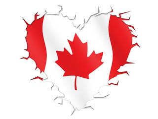 cuore canadese