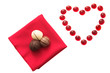 Red Heart and Chocolates