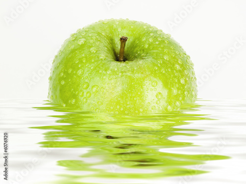 green apple - manzana verde