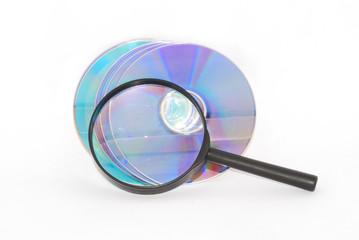 dvd inspect