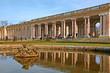 reflet du trianon à Versailles