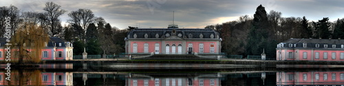 Schloss Benrath - Panorama - 6081905