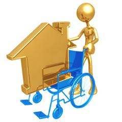 Wheelchair Housing