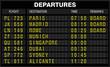 Aeroporto - Partenze - 6085761