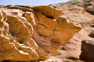 Red Sandstone - Arizona USA (AB)