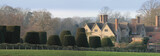 stately home packwood house warwickshire midlands poster