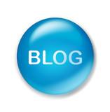 blog button poster