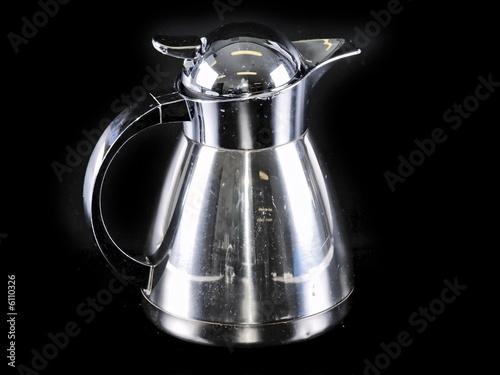 Leinwandbild Motiv kaffeekanne