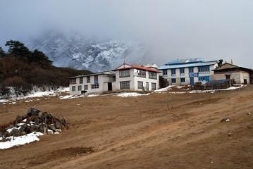 Tengboche Village