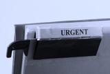 urgent poster