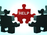 finding help poster